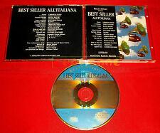 Renzo Arbore Presenta BEST SELLER ALL'ITALIANA - CD - 1990 - USATO