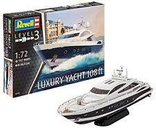Modellini statici di barche, navi, imbarcazioni yacht Revell scala 1:72