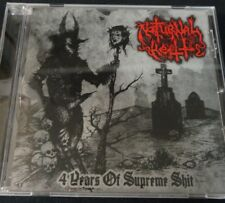 NOCTURNAL HELL - 4 Years Of Supreme Shit. CD