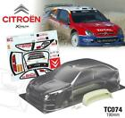 1/10 1/28 RC Drift OnRoad Race Body VOLKSWAGEN Citroen GTR R34  BTCC Volvo Est