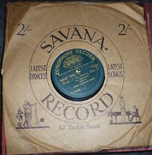 78 rpm  Songs of the season part 11   Black diamonds band