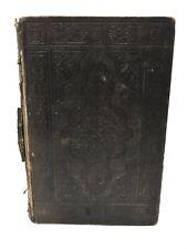 Life of John Quincy Adams by William Seward, 1849 Derby, Miller & Co Vintage