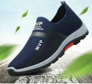Zapatos Tenis Deportivos Zapatillas Deportivas Para Caminar Correr de Hombre Men