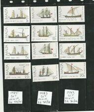 MALTA SHIP STAMPS