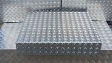 Verkaufspodest Alu Podest Warenpräsentation Messe Aluminium Metall 70x62x14cm