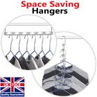 Space Saver Saving Wonder Metal Magic Hanger Clothes Coat Closet Organise Hook