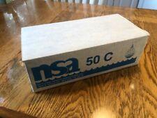 NSA 50C Countertop Water Filter, Bacteriostatic Water Treatment Unit (NIB)