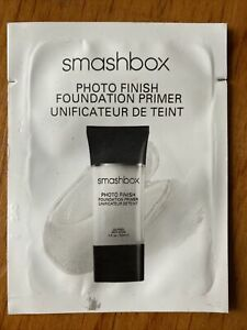 Smashbox Photo Finish Foundation Primer 1.5ml Sample Sachet NEW