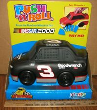 Ertl Preschool Push N Roll Little Racers Nascar Goodwrench #3 Toy Car Earnhardt