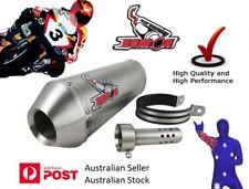 "Yamaha FZS1000 2000-2005 ""Fazer"" Screaming Demon S/S S/O Oval Exhaust"
