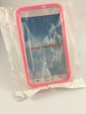 Brand New Samsung Galaxy Note N7000 Pink Gel Case