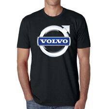 Volvo Logo Car New T-Shirt All Size S-3XL