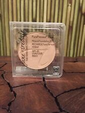 Jane Iredale PurePressed Base Mineral SPF 20 (Refill) Powder Ivory NEW
