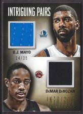 Carte collezionabili basketball singoli toronto raptors