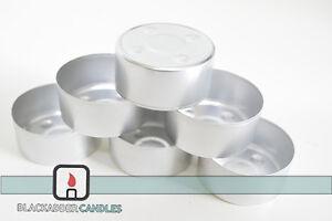 Aluminium Tealight Candle Cases