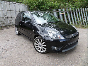 Ford Fiesta ST 150 mk6 Black BREAKING SPARES 2002-2008 side repeater clear 2006
