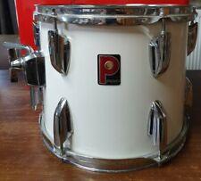 Premier Tom Drum 12 x 10 Vintage White Collectors Item