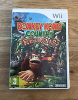 Nintendo Wii - Donkey Kong Country Returns PAL Version