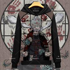 Anime My Boku No Hero Academia Shigaraki Tomura Hoodies Sweatshirts Thicken Coat