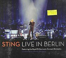 Live in Berlin von Sting   CD   Zustand gut