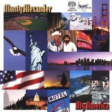 Monty Alexander - My America (NEW SACD)