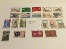 France , lotnr 8 , used stamps