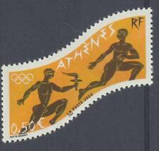 STAMP / TIMBRE FRANCE NEUF N° 3687 ** JEUX OLYMPIQUES ATHENES GRECE