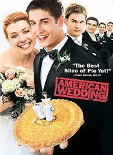 American Wedding (DVD, 2004, Widescreen)