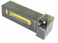 "USED KENNAMETAL Carbide Inserts TURNING TOOL HOLDER DTGNL-244D 1.50""SHK"