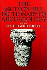 Comprehensive Dictionary Archaeology Hardcover Pix Islamic Asia Africa Medieval