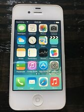 Excellent Condition  Apple iPhone 4s 16GB  A1387 UNLOCKED - White -