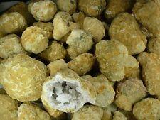 Unopened Geodes - 10 Pcs - Beautiful Druzy Quartz
