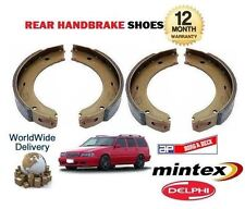 FOR VOLVO V70 2.0 2.3 2.4 2.5 1996-2000 REAR HAND BRAKE SHOE SET DISC BRAKES