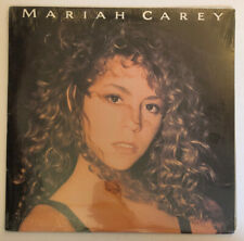 Mariah Carey - Self Titled - Factory SEALED Original 1990 US 1st Press