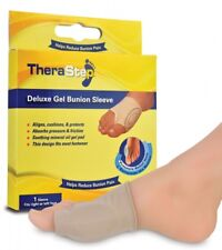 TheraStep Gel Bunion Sleeve for bunion pain relief