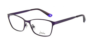 Joules JO1015 Katy spectacle frame 534 purple with case & cleaning cloth