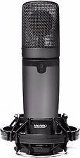 Miktek CV3 Large Diaphragm Multi Pattern Tube Condenser Microphone