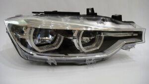 15 16 17 18 BMW 3 SERIES F30 LED ADAPTIVE RIGHT HEADLIGHT HEADLAMP COMPLETE OEM