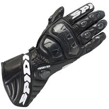 SPIDI CARBO 6 GLOVES BLACK (SIZE SMALL) WAS £169.99 - *NOW £84.99* 50% OFF!