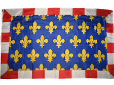 3x5 Touraine Province French France Super-Poly Flag 3'x5' Banner Super Poly