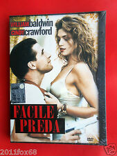 rare dvd snapper facile preda fair game william baldwin cindy crawford berkoff f