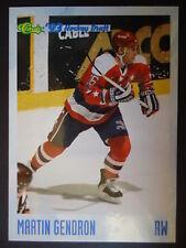 NHL 131 Martin Gendron Baltimore Skipjacks Classic Hockey Draft 1993/94