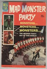Mad Monster Party 1967 VG Kurtzman production, photo cover