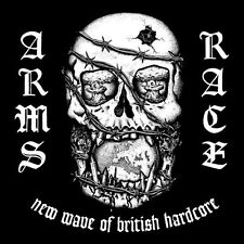 """Arms Race - New wave Of British Hardcore 12"""" NO TOLERANCE DISCHARGE SSD FLEX"""