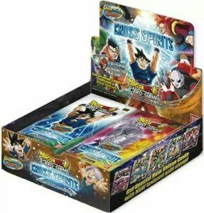 Dragon Ball Super Unison Warrior Series Cross Spirits B14 Booster Box