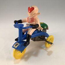 Bullmark Gorangers Pink Ranger Tricycle Sofubi Tin Loose