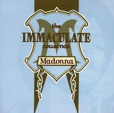 MADONNA - Immaculate Collection- CD Best Of Like a Virgin