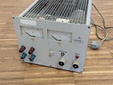 Gossen Konstanter 10 Amps! 44T20R10 Labornetzteil