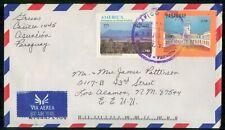 Mayfairstamps Paraguay 1997 Asuncion Palacio de Lopez Cover wwi_06661