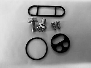 NEW FUEL GAS PETCOCK REBUILD KIT  ZX9R ZX 9R NINJA 1994 1995 1996 1997